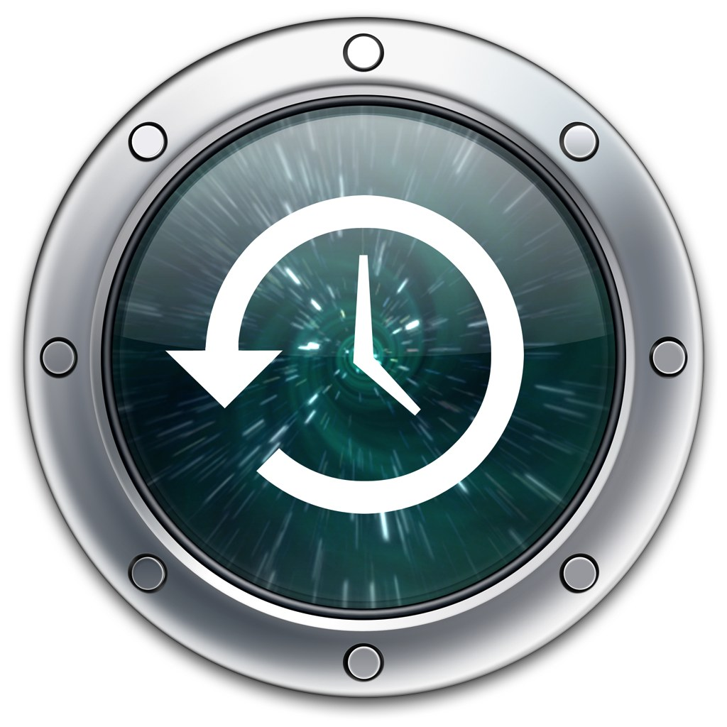 does time machine backup photos